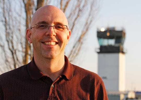 John Paskell has been Airport Manager at Salem Municipal Airport for seven years.