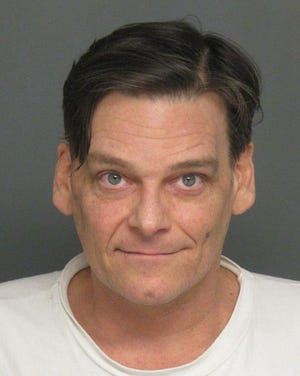 Peter Wells mug shot from his 2011 arrest.