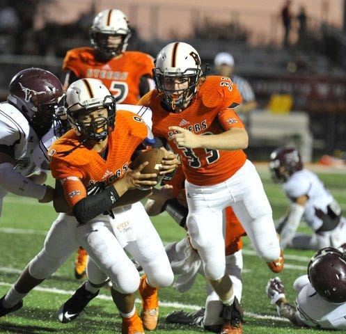 Bronte and Robert Lee have one of the oldest rivalries in all of Texas high school football with 103 games played, seventh-most in the state.