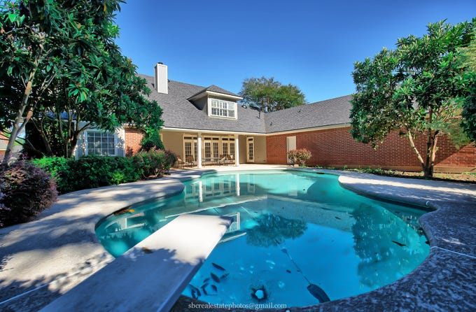 9434 Stonebriar Circle, Shreveport  $450,000  Details: 4 bedrooms, 4 bathrooms, 3,605 square feet  Special features: Ideal family home at the end of a cul-de-sac, move-in ready, pool and park-like back yard, flex room off the master bedrooms, game room and two large bedrooms upstairs.  Contact: Sue White, 861-2461   or 426-8050