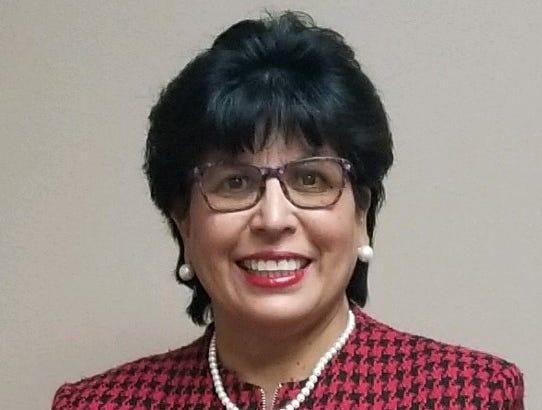 "Margaret ""Maggie"" Sutton is looking to represent South Dakota District 10 in the legislature."