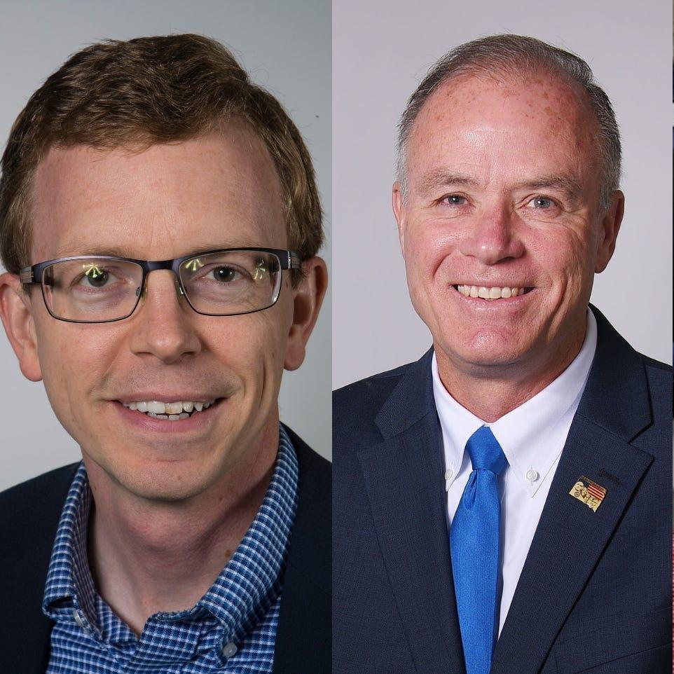 Argus Leader-KELO TV poll: Johnson has 23-point lead in U.S. House of Representatives race