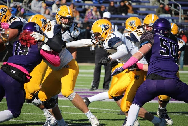 Augustana is 4-0 on the road this season