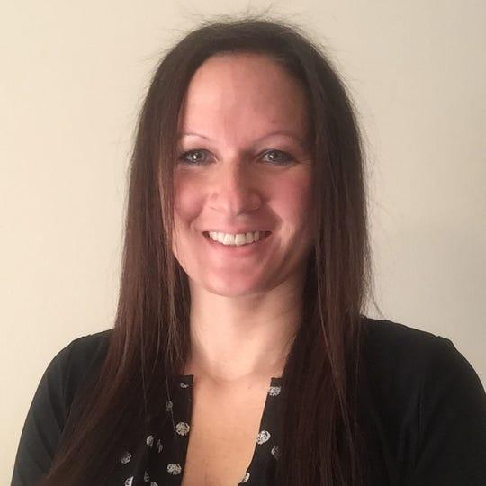Brigitte Walker is Harmony House's outreach coordinator.