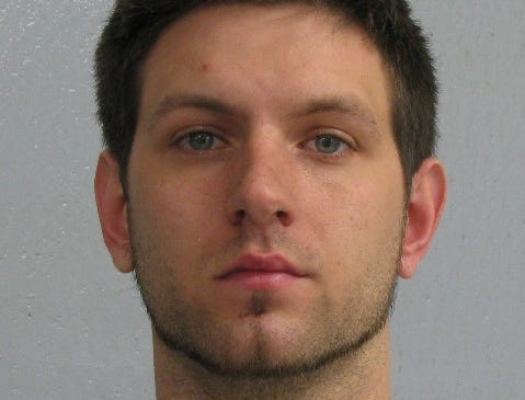 Brandon W. Malen rented a home in Springfield used to distribute and store meth. According to court documents, when Malen's home was raided on Thanksgiving 2014, officers found about guns, meth and cash in the home, plus a duffel bag containing 20 pounds of marijuana and two pounds of meth. Malen was not described as a dealer in court documents and was sentenced to two years in prison.
