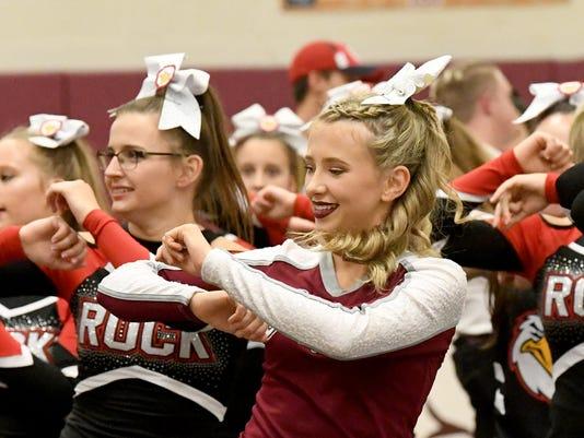 Region 2b Cheer Championships