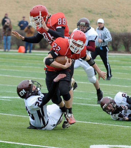 Good Riverheads State Football 12 07