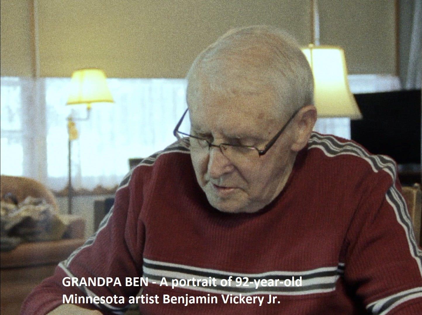 """Grandpa Ben"" dir. Justin Christopher Ayd"