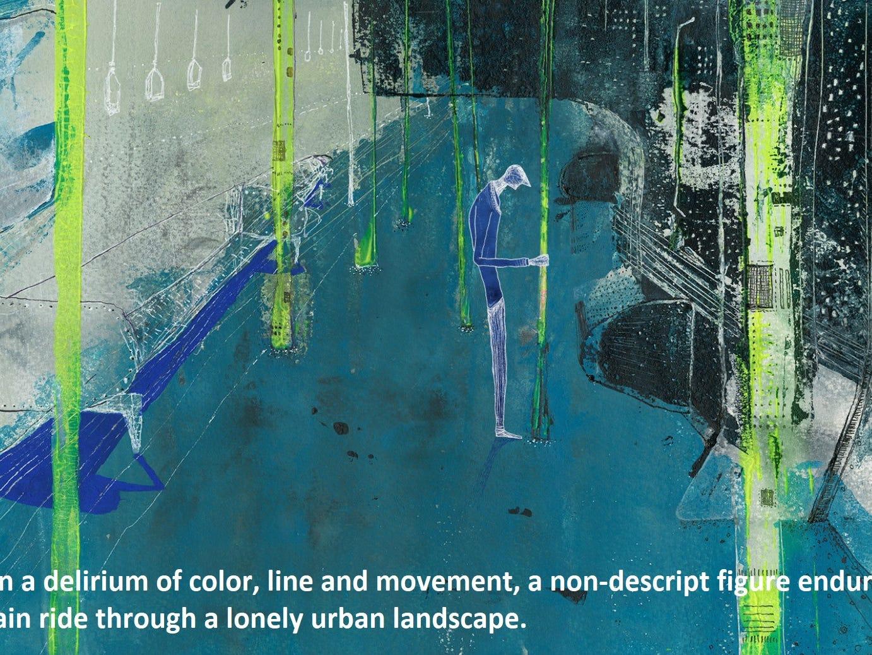 """""""Railment"""" dir. Shunsaku Hayashi"""