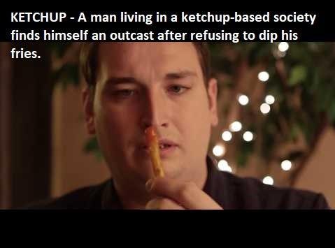 """Ketchup"" dir. Ben Adams"