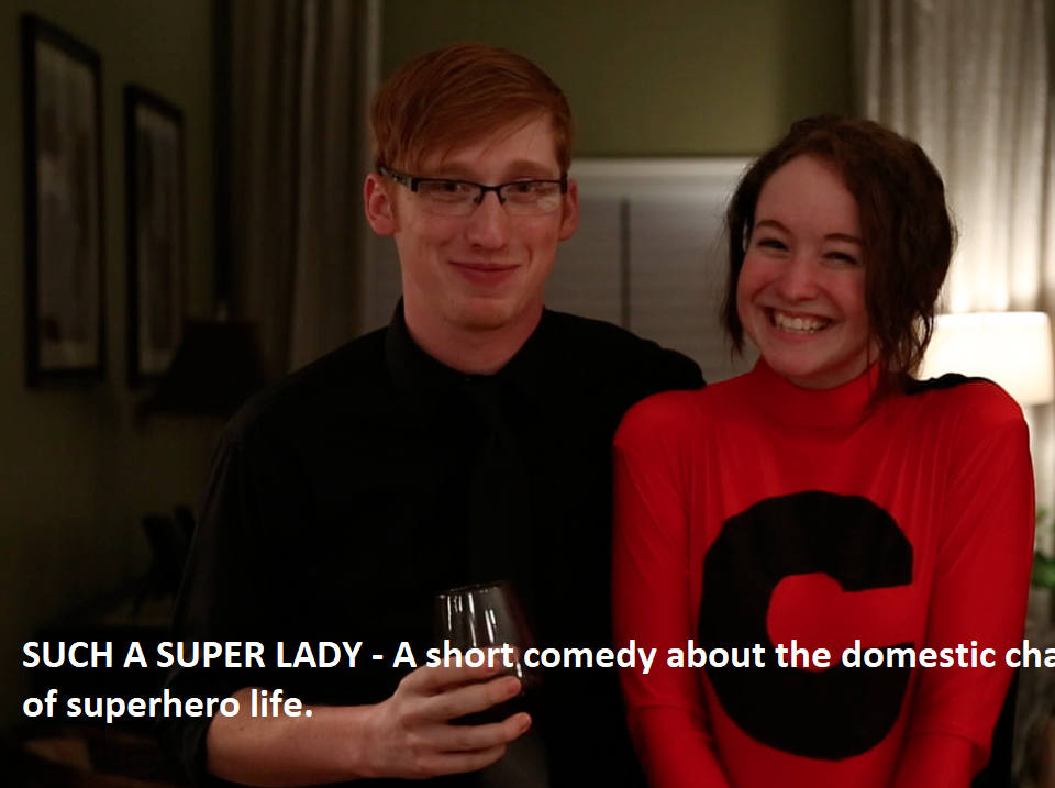 """Such a Super Lady"" dir. C.B. Jacobson"