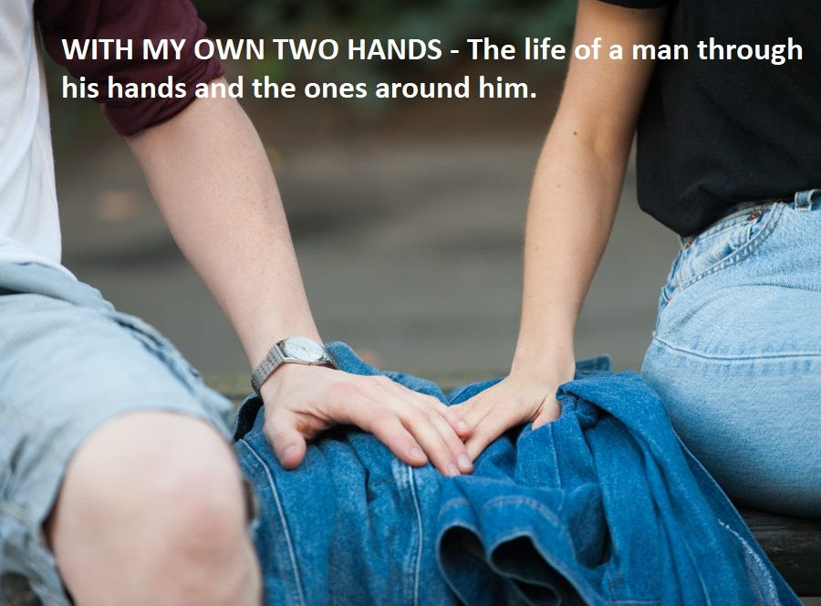 """""""With My Own Two Hands"""" dir. Michael Barocas"""