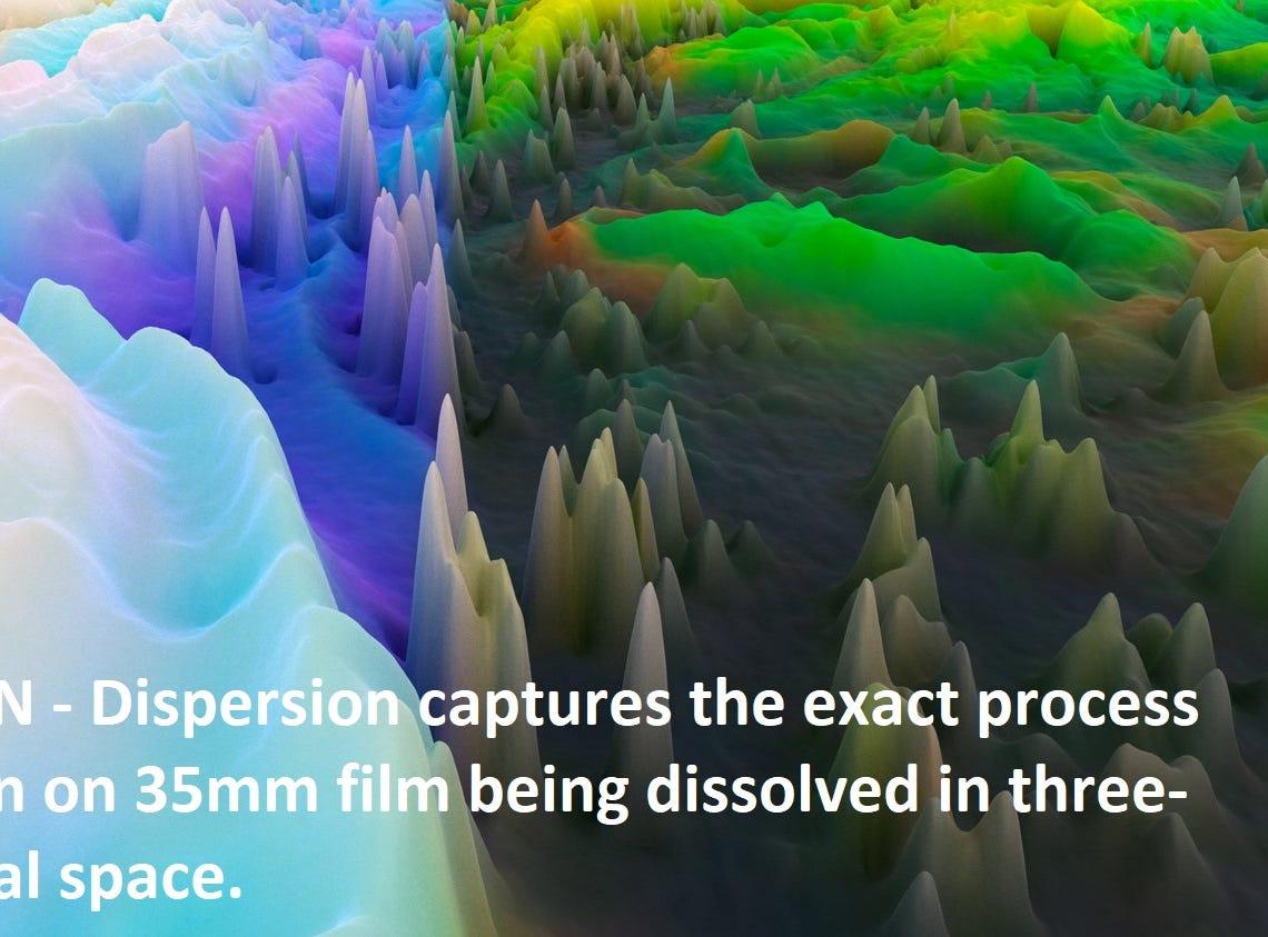 """""""Dispersion"""" dir. Adam Dargan"""