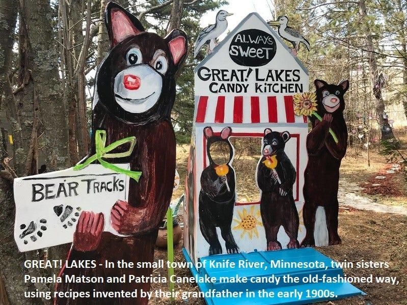 """Great! Lakes"" dir. Tess Wagman"