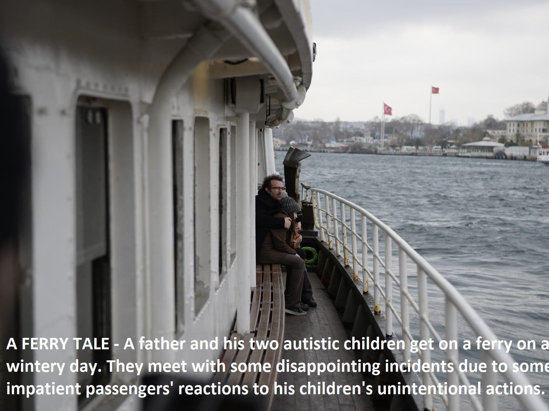 """A Ferry Tale"" dir. Mehmet Tigli"