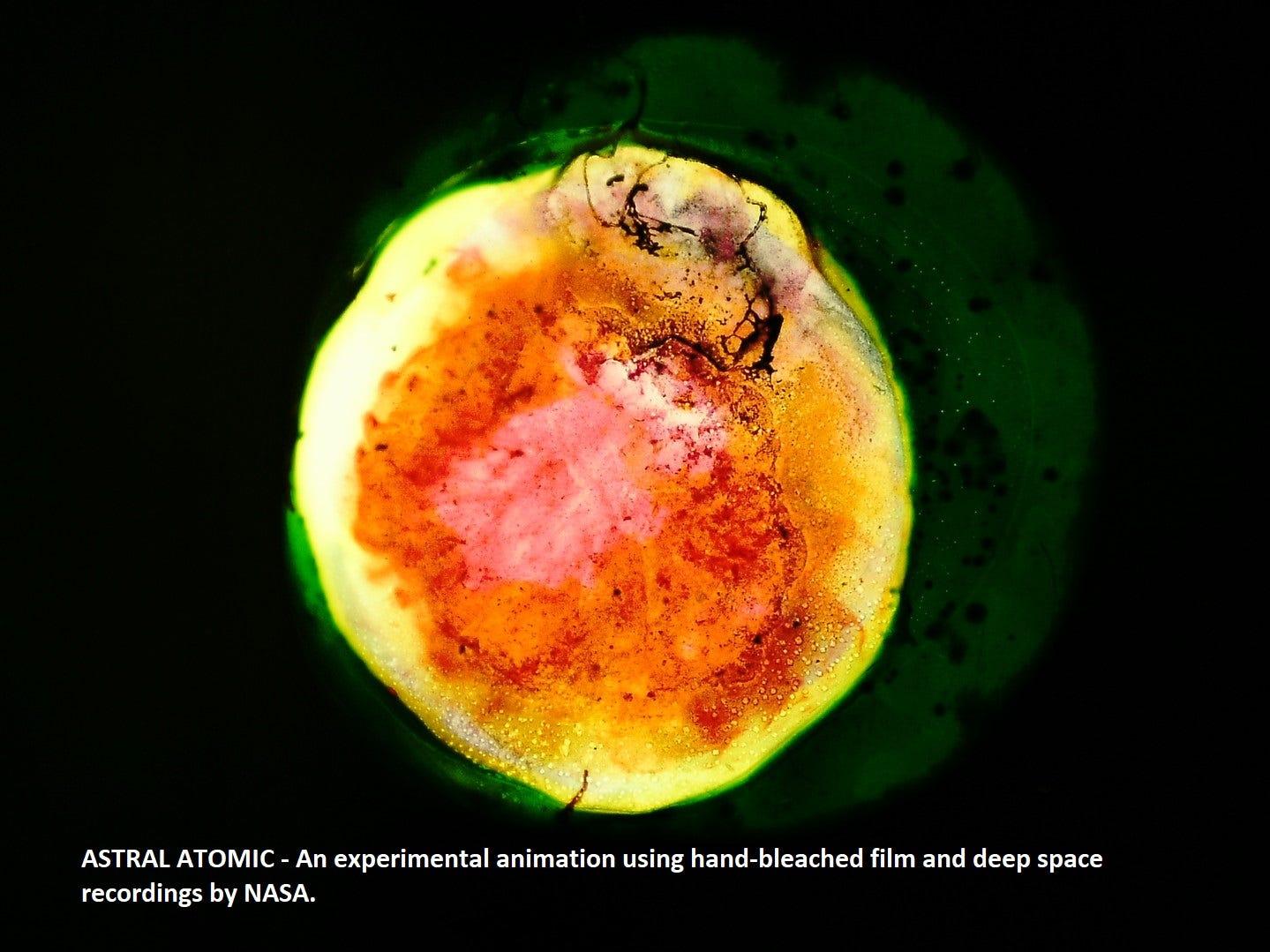 """Astral Atomic"" dir. Sean J. Kelly"