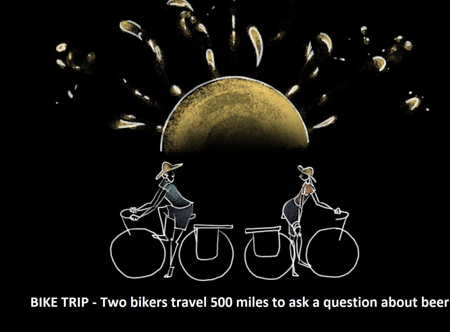 """""""Bike Trip"""" dir. Tom Schroeder"""