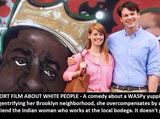 """Untitled Short Film About White People"" dir. Nicholas Colia"