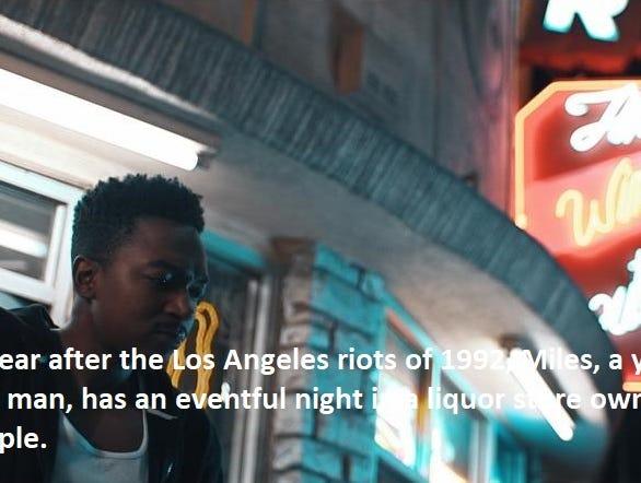 """""""L.A. Liquor"""" dir. Jensen Vinca"""