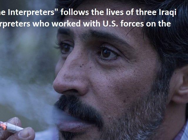 """The Interpreters"" dir. Sofian Khan"