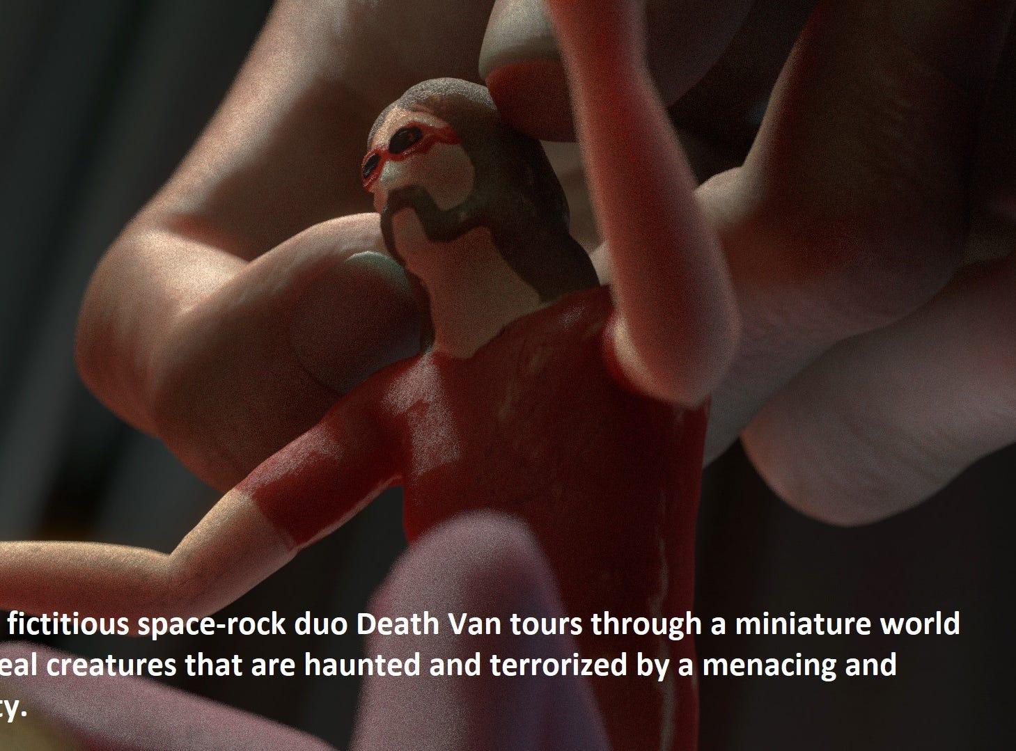 """""""Death Van"""" dir. Michael Enzbrunner"""
