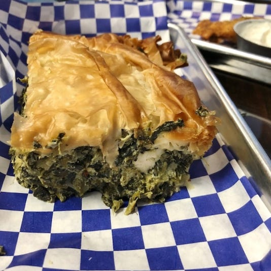Think Greek Spanakopita3