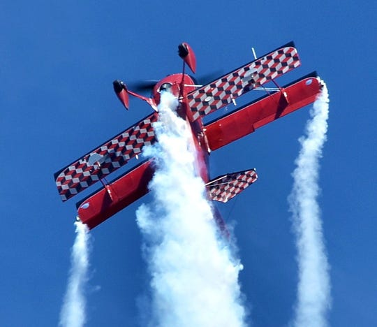 The Stuart Air Show is this weekend at Witham Field.