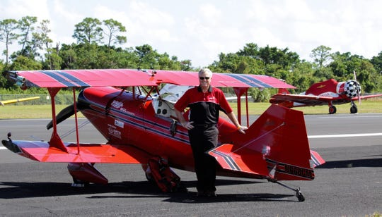 Ever since Clemens Kuhlig was seven, he dreamed of doing aerobatics in his own plane. Now he does and you can see him Nov. 2-4 at the Audi Stuart Air Show at Witham Field.