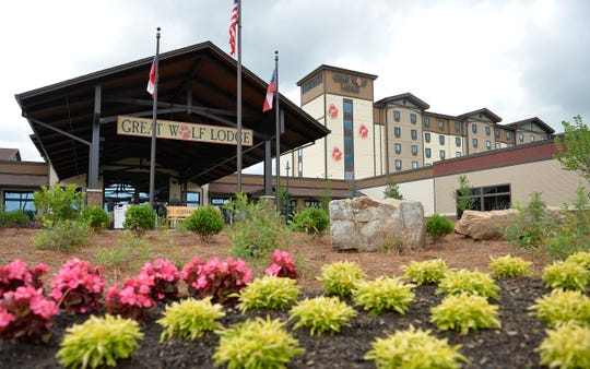 The Great Wolf Lodge in LaGrange, Ga., an Atlanta suburb, is the prototype the company will use for future locations, including a proposed location in El Paso.