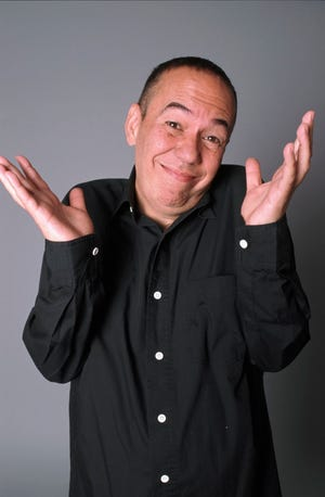 Comedian Gilbert Gottfried will be at the El Paso Comic Strip on Nov. 16-17.