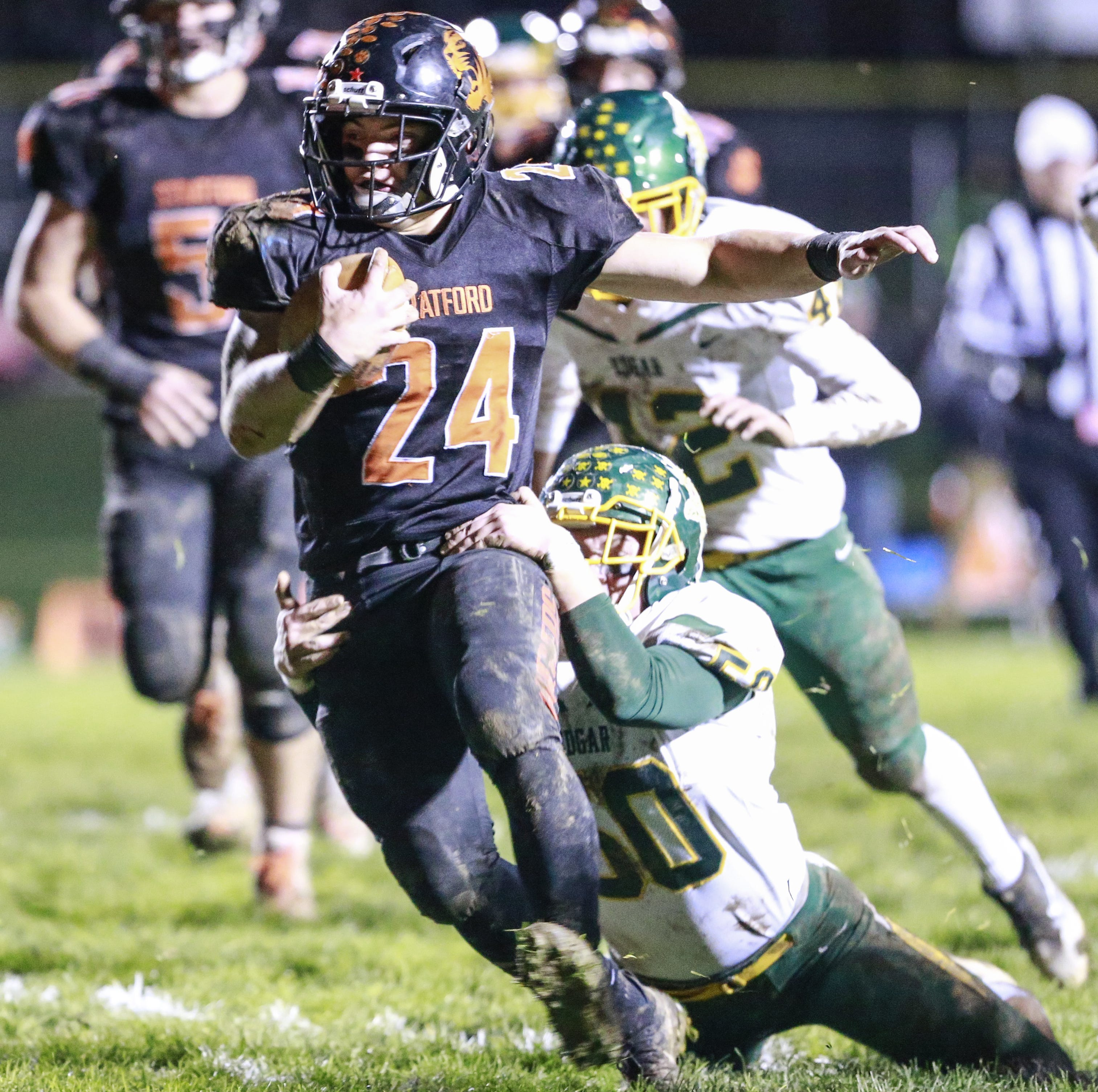 WIAA football: Eight local teams head into second round of playoffs