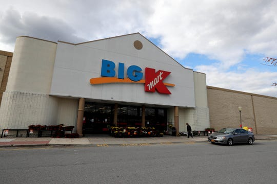The Kmart in Yorktown Heights, photographed Oct. 24, 2018.