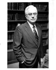 Former New York Gov. Hugh Carey, a Democrat, defeated Republican Malcolm Wilson in the 1974 elections.