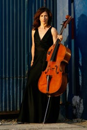 Inbal Segev performs Nov. 10 with the Symphony of Westchester at Iona College, New Rochelle.