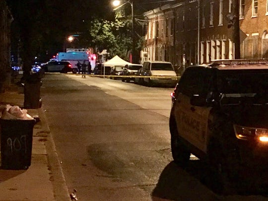Wilmington police are investigating a shooting that occurred early Thursday in the city's East Side neighborhood.