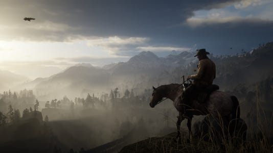 Red Dead Redemption 2' is Rockstar Games' western classic