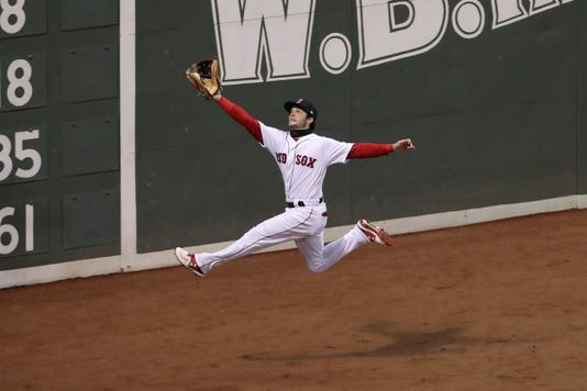 Mlb World Series Los Angeles Dodgers At Boston Red Sox
