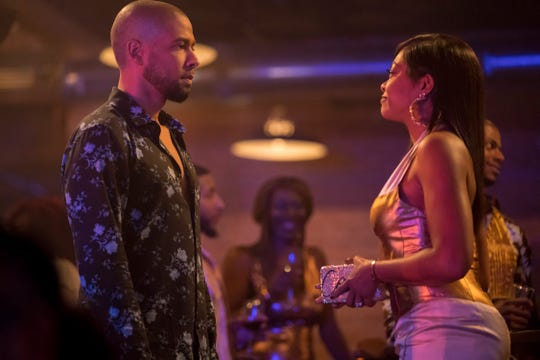 """Jussie Smollett, left, and Taraji P. Henson star in Fox's """"Empire,"""" cited by GLAAD as an example of a ratings success that features LGBTQ characters."""