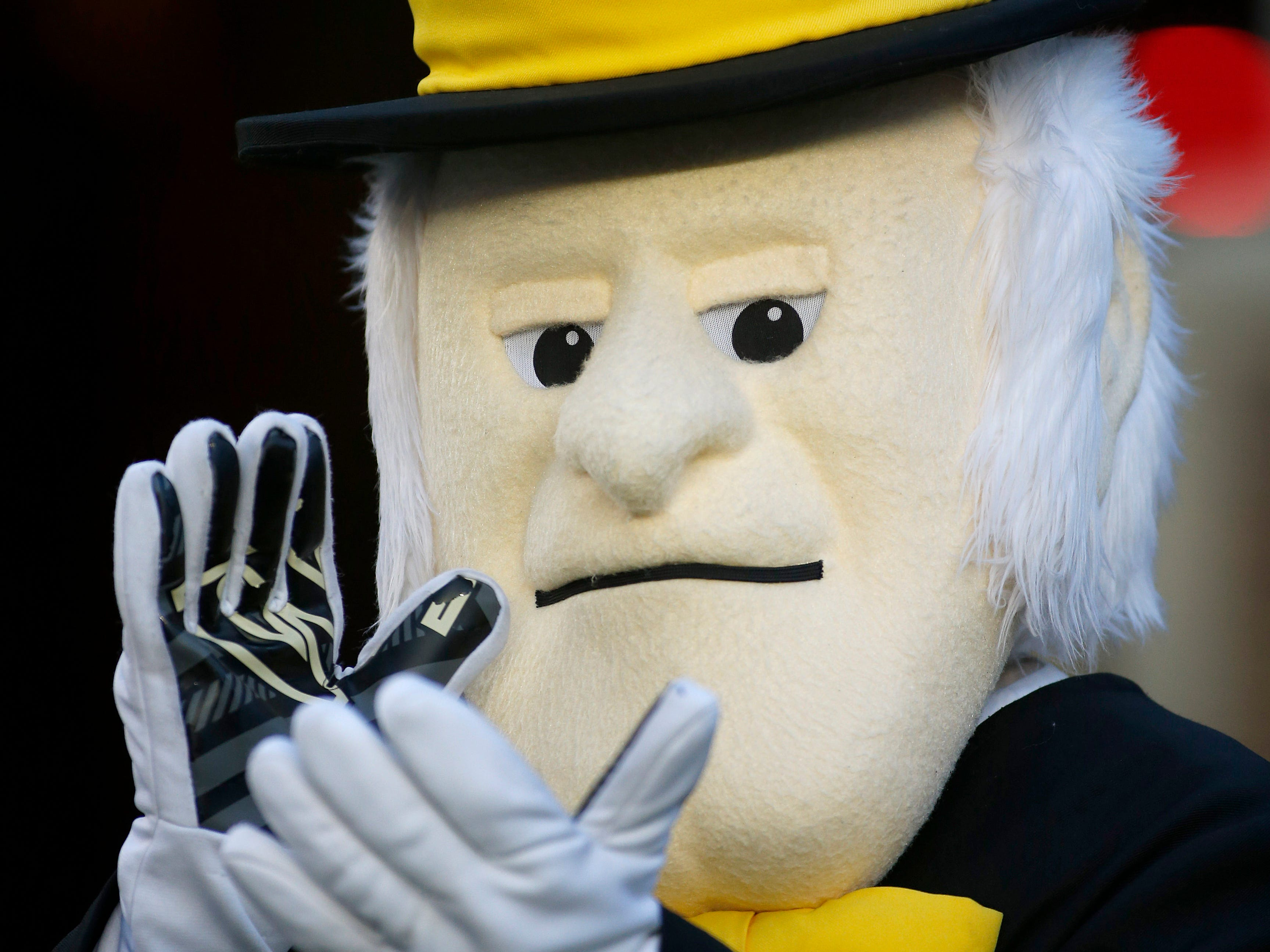 Wake Forest's Demon Deacons is aptly named.
