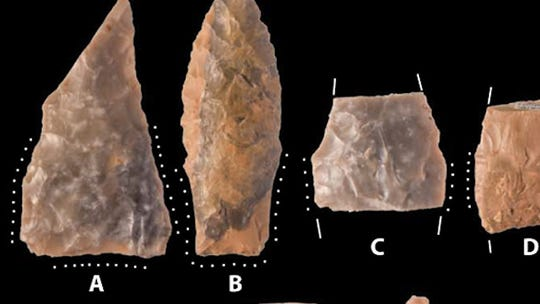 'Ghost population' of ancient humans may have mated with ancestors of modern humans