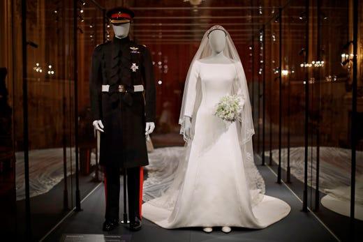 Wedding Dresses 2019 Near Me: Meghan's Stella McCartney Wedding Reception Dress Replica