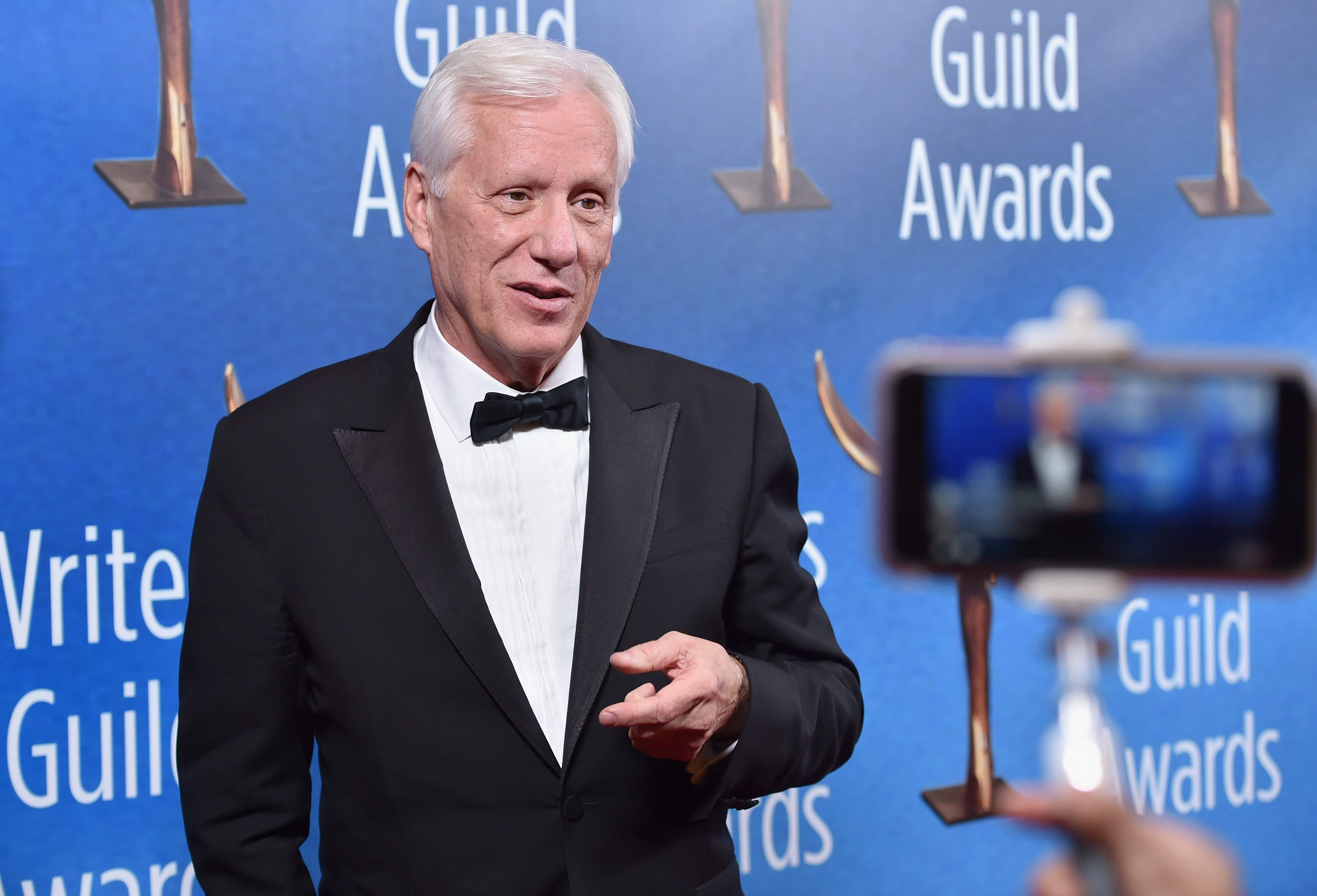 James Woods uses Twitter to help veteran contemplating suicide: 'You could save another'