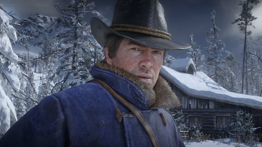 The seasons change in 'Red Dead Redemption 2' and you will change your wardrobe based on the conditions.