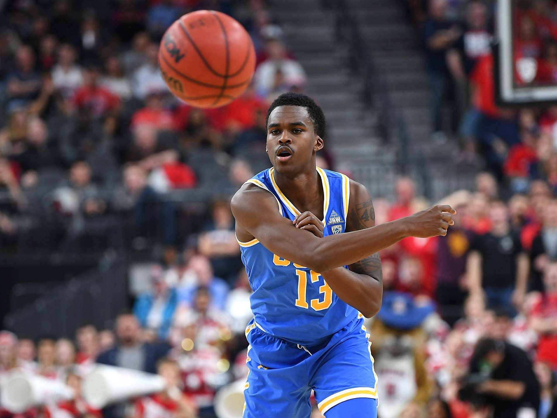 No. 20 UCLA (21-12 in 2017-18).