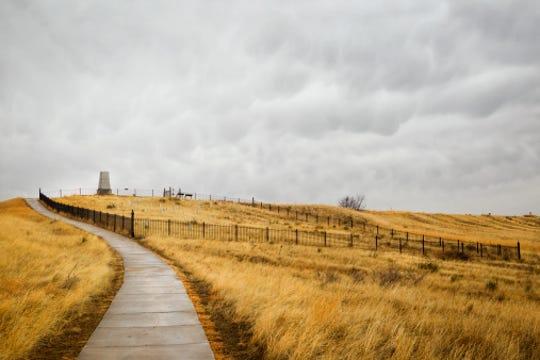 Montana: Little Bighorn Battlefield