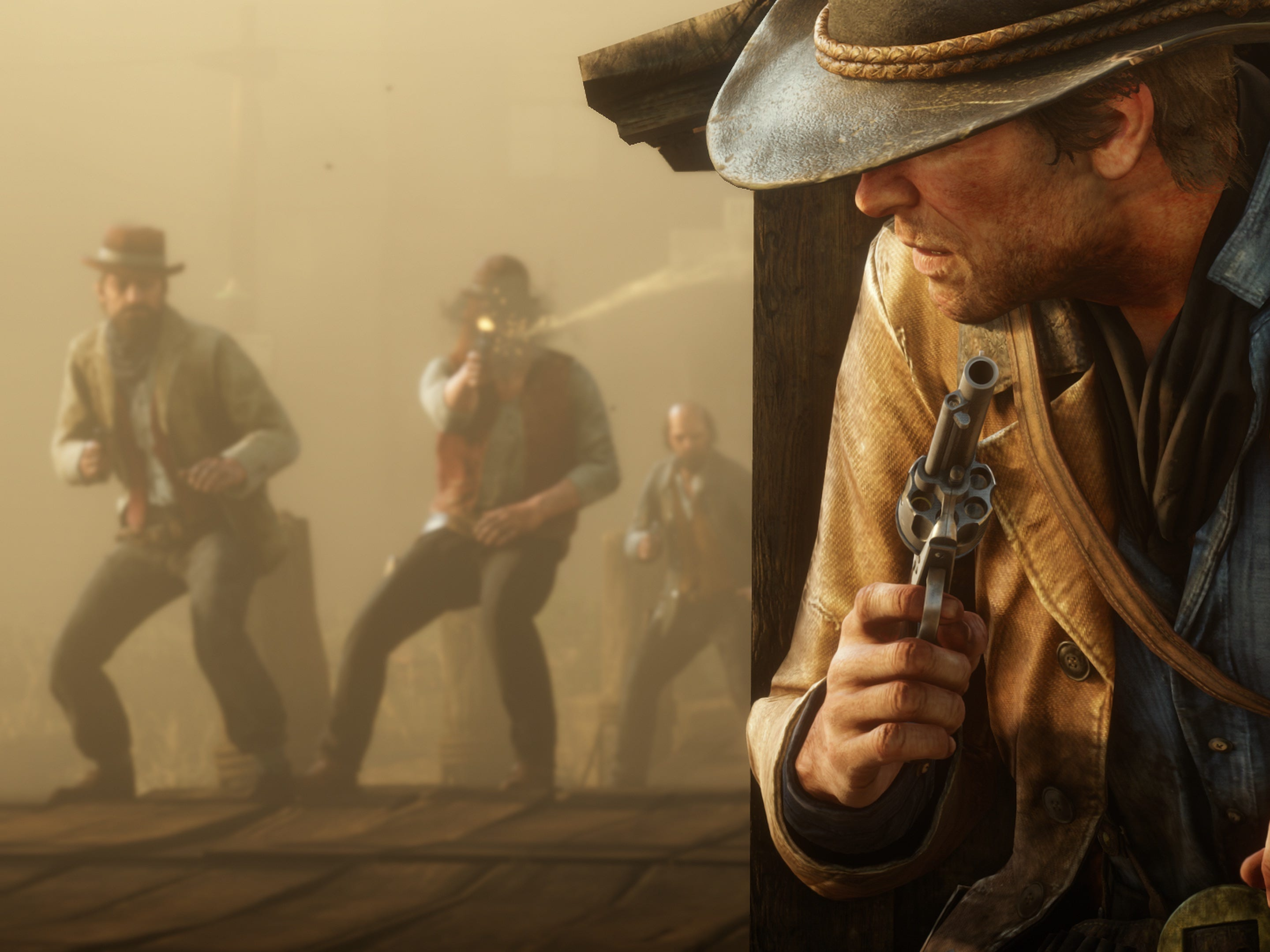 'Red Dead Redemption 2': First impressions from once upon a time in the West