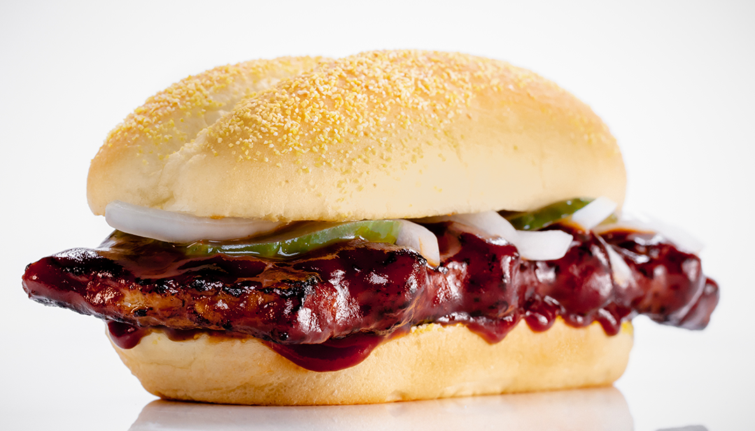 Mcdonalds Mcrib Is Back But For A Limited Time