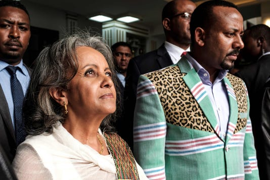 Women do make a difference:' Ethiopia elects 1st female president