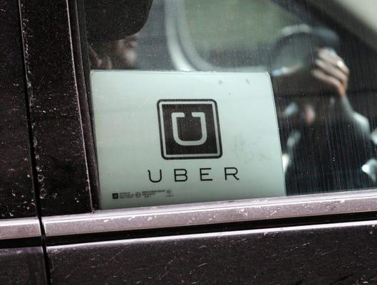 Ap Uber Data Breach Settlement A File Usa Ny