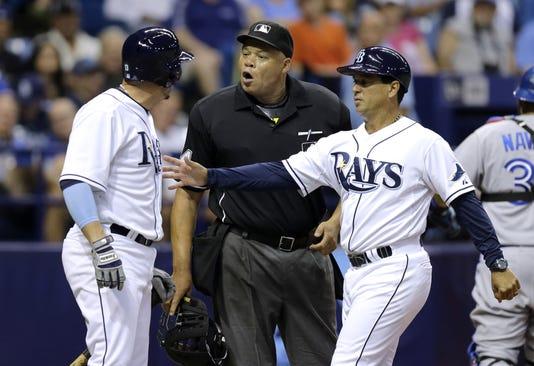 Ap Blue Jays Rays Baseball S Bba Usa Fl